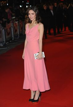 Rose Byrne wore Balenciaga at the I Give It a Year premiere in London.