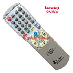 Buy remote suitable for Samsung TV Model: 00344A at lowest price at LKNstores.com. Online's Prestigious buyers store.