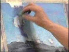 Get Started in Pastels: Deborah Secor Paints the Landscape - YouTube