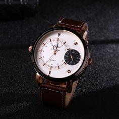 $5.94 (Buy here: https://alitems.com/g/1e8d114494ebda23ff8b16525dc3e8/?i=5&ulp=https%3A%2F%2Fwww.aliexpress.com%2Fitem%2FCommercial-watches-dual-display-pointer-large-dial-mens-watch-quartz-strap-waterproof-watch%2F32737744724.html ) Commercial watches dual display pointer large dial mens watch quartz strap waterproof watch for just $5.94