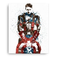 Captain America: Civil War poster. Civil War is a 2016 American superhero film featuring the Marvel Comics character Captain America, produced by Marvel Studios and distributed by Walt Disney Studios