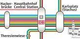 Trains and trams around Munich