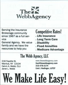 315-478-3174 Our Values, Long Term Care