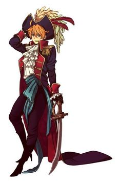 pirate america // Oh America, you would be dragged to the bottom of the ocean in ten seconds in that getup.