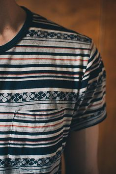 everyday tee...a way to look pulled together without having to try too hard