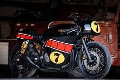 'The Missing Piece' Yamaha XJR 1300 – Jigsaw Customs