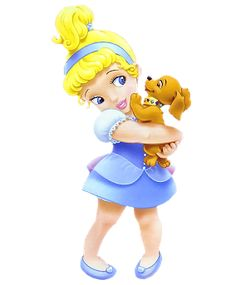 Disney Babies Clip Art | disney+princesas+disney.gif - L@MM Board!