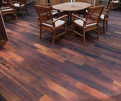 Zebra Eiche massiver Holzboden Markant 15x125 mm Dielen geölt kaufen bei Hood.de