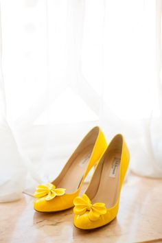 The third one's name was Sunshine and she absolutely adored yellow. That should be me because I love yellow.