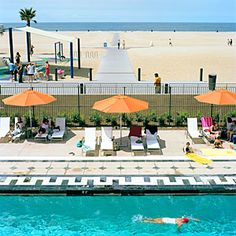 Annenberg Community Beach House - Santa Monica, CA