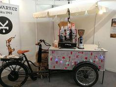 pojízdná kavárna s retro LEVER kávovarem Bar Cart, Espresso, Retro, Home Decor, Espresso Coffee, Decoration Home, Room Decor, Retro Illustration, Home Interior Design