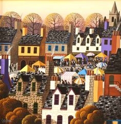 Market Day ~ George Callaghan