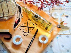 Ma boite à beauté - L'indispensable- Kos et un set à pédicure - Blog beauté Les Mousquetettes©
