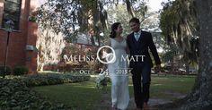 Isaac Taylor Gardens Wedding: Melissa and Matt