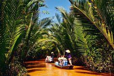 На реке, Вьетнам #tuanlinhtravel #виза #вьетнам www.vietnam-visa-service.com/Russian/