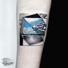 Bartt is a talented artist and tattooist, he tattoos in a unique and creative style at Scratchline Tattoo studio in Kentish Town, London. Please get in contact with the studio if you want to book a consultation with Bartt.