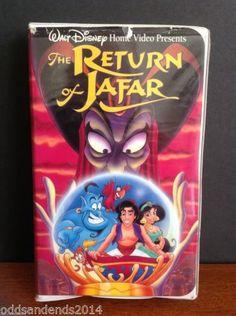 The-Return-of-Jafar-VHS-1994-Director-Toby-Shelton-Alan-Zaslove-Tad-Stone