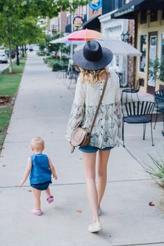 Mama and baby style