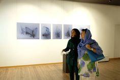 Galeria de arte viaja o mundo em busca de novos talentos
