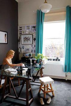 Natalie Bassingthwaighte's house tour is amazing! Leander Cot, Natalie Bassingthwaighte, My Kitchen Rules, Living Area, Living Room, Interior Design Courses, Alfresco Area, Glass Desk, Melbourne House