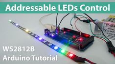 How+To+Control+WS2812B+Individually+Addressable+LEDs+using+Arduino