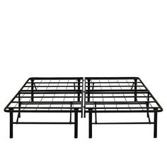 Classic Dream Steel Box Spring Replacement Metal Platform Bed Frame, Full - Sam's Club