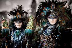 Venice Carnivale, Masks, Anime, Art, Venetian, Art Background, Kunst, Cartoon Movies, Anime Music