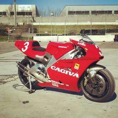 Cagiva 500 cc 2s Kocinski
