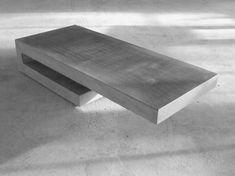 T6 couchtisch.beton: minimalistische Wohnzimmer von homify