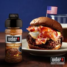 'Tis the season for grilling delicious burger flavors.