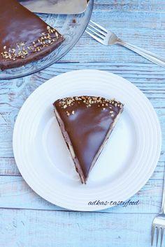 .. chute a vône mojej kuchyne...: Čokoládova torta bez múky