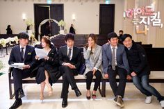 image Drama Korea, Korean Drama, Good Job, A Good Man, Hyde Jekyll Me, Han Ji Min, Photo Sketch, Hyun Bin, Two Men