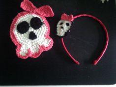 Monster high headband and purse