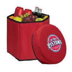 Picnic Time Detroit Pistons Bongo Cooler,