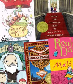 5 great books for 8-12 year olds