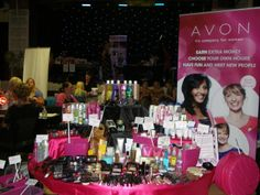 Avon Connects: event table