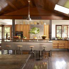 Spacious modern kitchen design. Follow Nordarcon on Instagram, Facebook & Twitter.