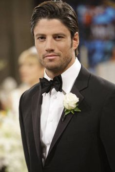 "When Sami told EJ that he was ""Fifty Shades of messed up"" on Days of Our Lives this week, we all kind of took a pause and said...YES!  He would make an amazing Christian Grey...not just for his smoking looks, but he can pull of sadistic and sweet like no other actor I've seen."