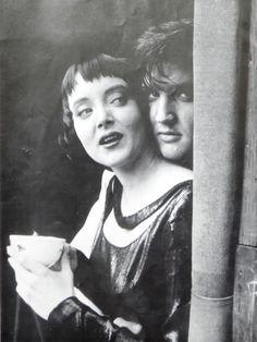 "Carolyn Jones and Elvis ""King Creole"""