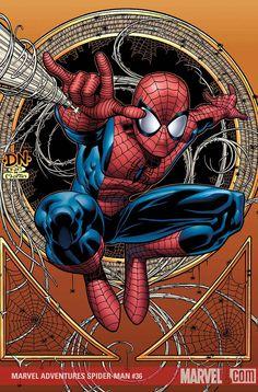 Marvel Adventures Spider-Man #36 •David Nakayama