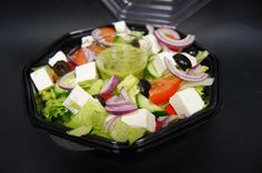 """Vegetarian fresh"" - greece salad"