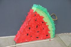 Pinata Bastelanleitung | DIY | melon pinata