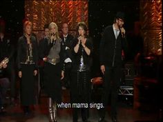 The Isaacs ~ Mamma's Teaching Angels How To Sing