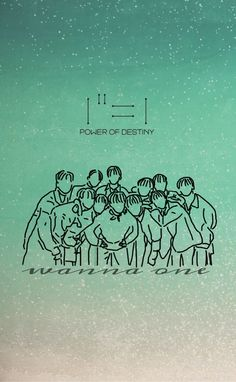 Wanna one power of destiny wallpaper Screen Wallpaper, Wallpaper Quotes, K Pop, Kpop Backgrounds, Nothing Without You, Love Of My Life, My Love, My Destiny, Ha Sungwoon