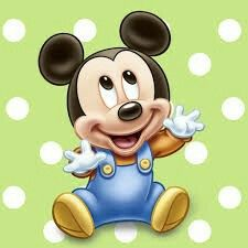 Mickey Mouse Baby Poster - 2 Sizes Available Disney Kids Poster Pixar & Garden Disney Mickey Mouse, Festa Mickey Baby, Retro Disney, Minnie Baby, Baby Mouse, Mickey Mouse And Friends, Mickey 1st Birthdays, Mickey Mouse First Birthday, 1st Boy Birthday