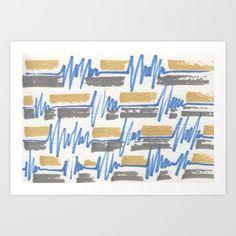 Art Print by carog Or, Design Art, Fine Art Prints, Gallery, Roof Rack, Art Prints