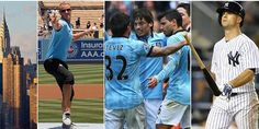 News: Manchester City and NY Yankees confirmed establishment NY City FC | e-enko