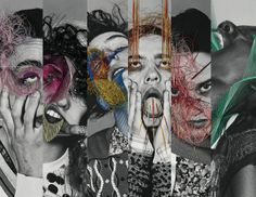 someone make this an album cover A great collaboration, this time between photographer Richard Burbridge , Italian artist Maurizio An. Mixed Media Photography, Fine Art Photography, Art And Illustration, Art Journal Pages, Gcse Art Sketchbook, A Level Textiles Sketchbook, Photomontage, A Level Art, Identity Art