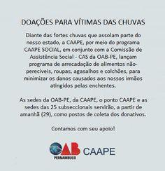Taís Paranhos: Onde fazer doações para desabrigados [12]