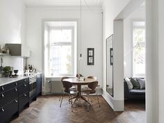 House envy: Stunning kitchen and an understated elegance | NordicDesign
